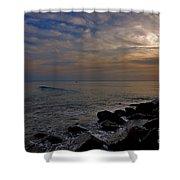 11- Singer Island Shower Curtain