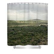 Texas Scenic Landscape Shower Curtain