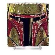 Trilogy Star Wars Art Shower Curtain