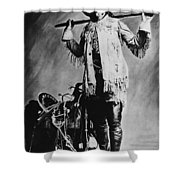 William F. Cody (1846-1917) Shower Curtain by Granger