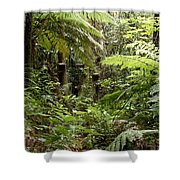 Jungle 30 Shower Curtain