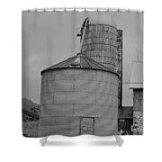 111 Shower Curtain