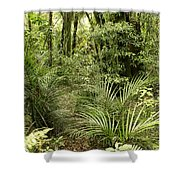 Jungle 31 Shower Curtain