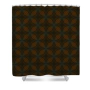 Arabesque 011 Shower Curtain