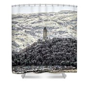 Scotland United Kingdom Uk Shower Curtain