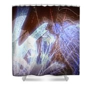 11290 Ghost Of Lost Souls Series 07-03 Shower Curtain