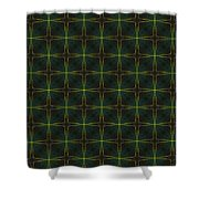 Arabesque 003 Shower Curtain