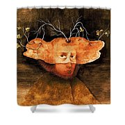 11596 Remedios Varo Shower Curtain