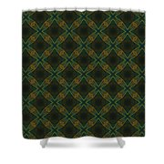 Arabesque 005 Shower Curtain