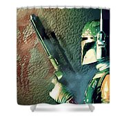 Jedi Star Wars Art Shower Curtain