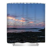Lubec, Maine Shower Curtain