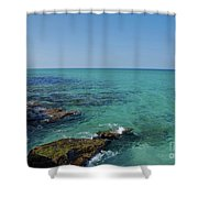 12- Ocean Reef Park Shower Curtain