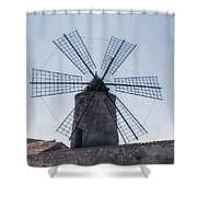 Trapani - Sicily Shower Curtain