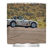 127 Mazda Artistic Shower Curtain