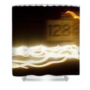 128 Shower Curtain