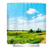 Nature Landscape Nature Shower Curtain