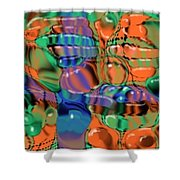1297exp1 Shower Curtain
