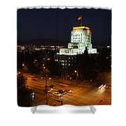 12th And Cambie 1 Shower Curtain