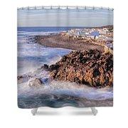 El Golfo - Lanzarote Shower Curtain