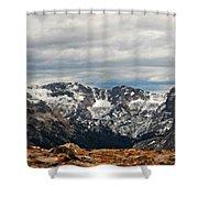 Landscape Artwork Shower Curtain