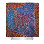 Mobius Band Shower Curtain