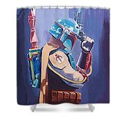 New Star Wars Poster Shower Curtain