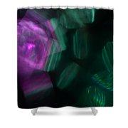 Rainbow Art Shower Curtain