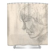 Untitled Shower Curtain