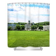 West Point Military Academy Shower Curtain