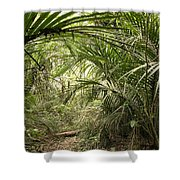 Jungle 60 Shower Curtain