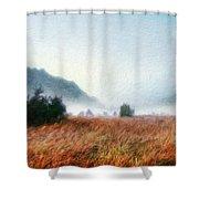 Landscape Pictures Nature Shower Curtain