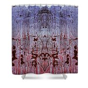 Abstract Art Shower Curtain