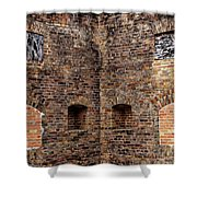 Advanced Redoubt Shower Curtain