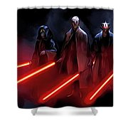 Collection Star Wars Poster Shower Curtain