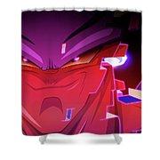 Dragon Ball Super Shower Curtain