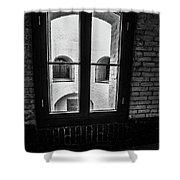 Fort Asperen Shower Curtain
