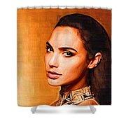 Gal Gadot Shower Curtain