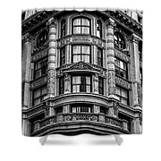 141 Fifth Avenue, Chelsea New York Shower Curtain