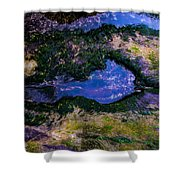 Bastendorff Beach Shower Curtain
