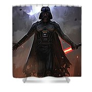 Imperial Star Wars Art Shower Curtain
