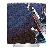 Kantai Collection Shower Curtain