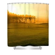 Landscapes Paintings Shower Curtain