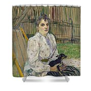 Lautrec  Shower Curtain