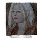 15 Minutes Of Fame Shower Curtain