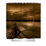 Pro Landscape Shower Curtain
