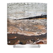 Yellowstone National Park Shower Curtain