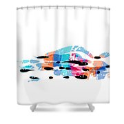 150903ga Shower Curtain