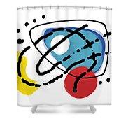 150915ba Shower Curtain