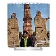 Harpal Singh Jadon Shower Curtain