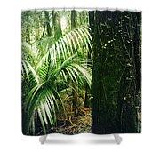 Jungle 72 Shower Curtain